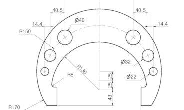PLANOS CAD 2D